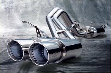 Анекдоты про выхлопную трубу у BMW
