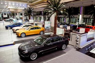 В Абу-Даби BMW откроет крупнейший в мире выставочный зал
