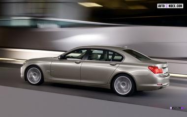 BMW 7 series Long седан