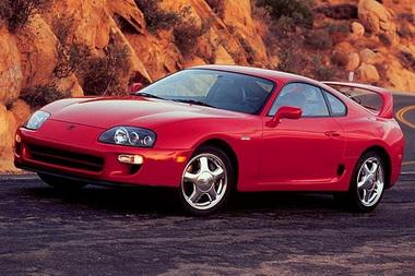 Toyota и BMW выпускают совместный спорткар