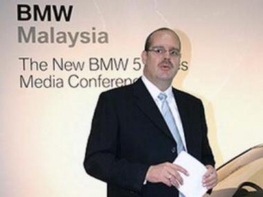 Глава BMW Group Russia: привезу электромобили в Россию