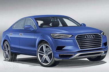 У BMW X6 появится конкурент от Audi