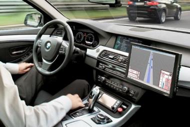 В 2020 году компания BMW планирует начать продажи автомобилей с автопилотом