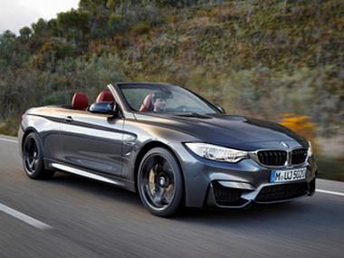 BMW покажет открытую версию своего спорткупе М4