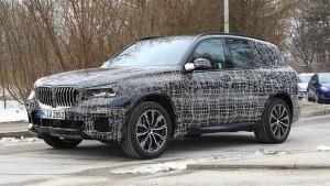 BMW представила новый кроссовер X5