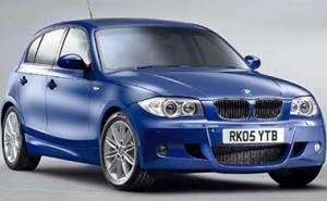 BMW 130i.